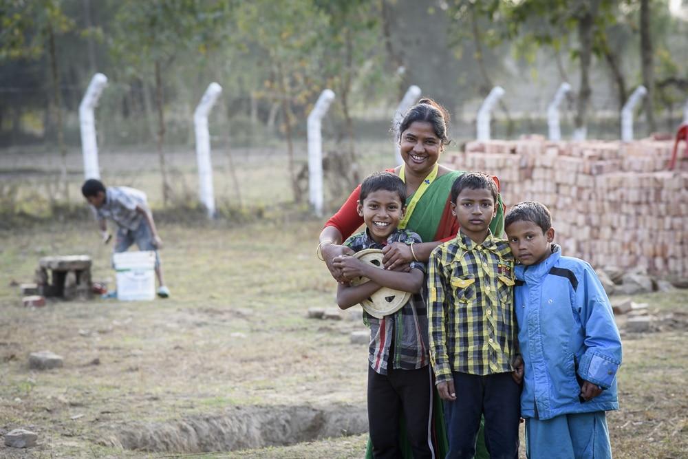 """Mit """"Stück zum Glück"""" Straßenkindern helfen"""