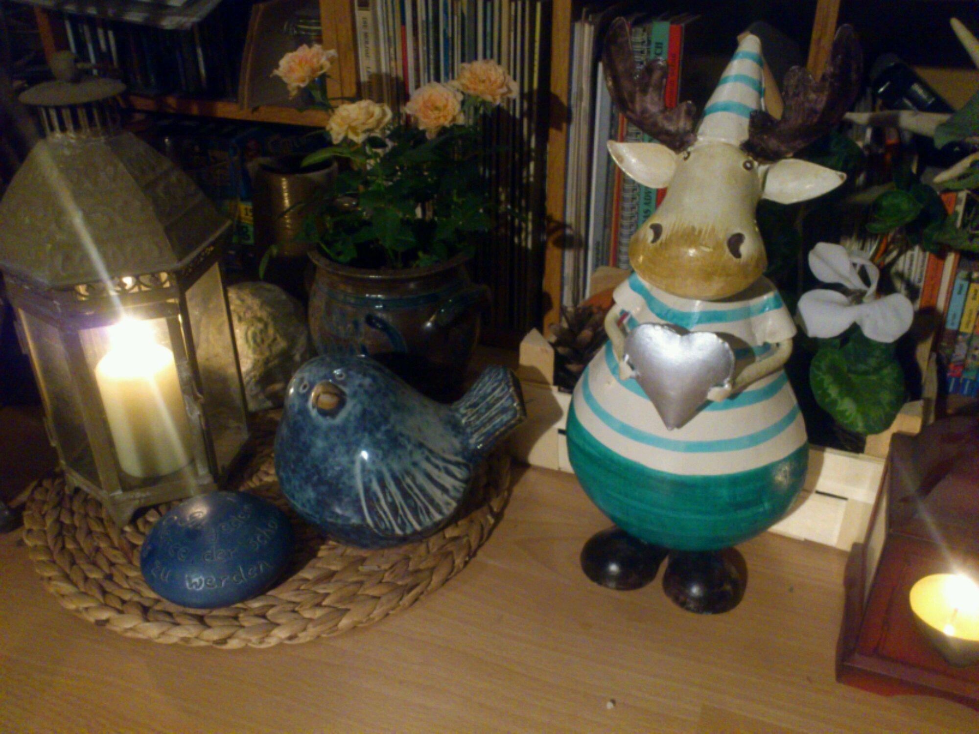 Ein abend bei oma hui mamamulle 39 s blog for Schone dekosachen