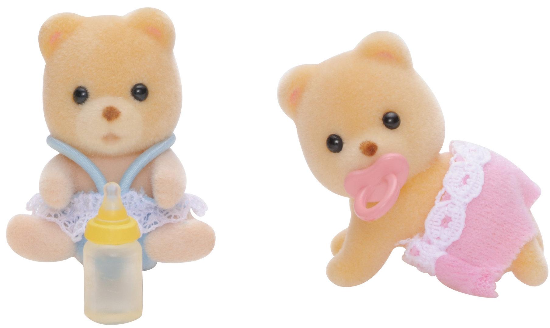 Bären Zwillinge