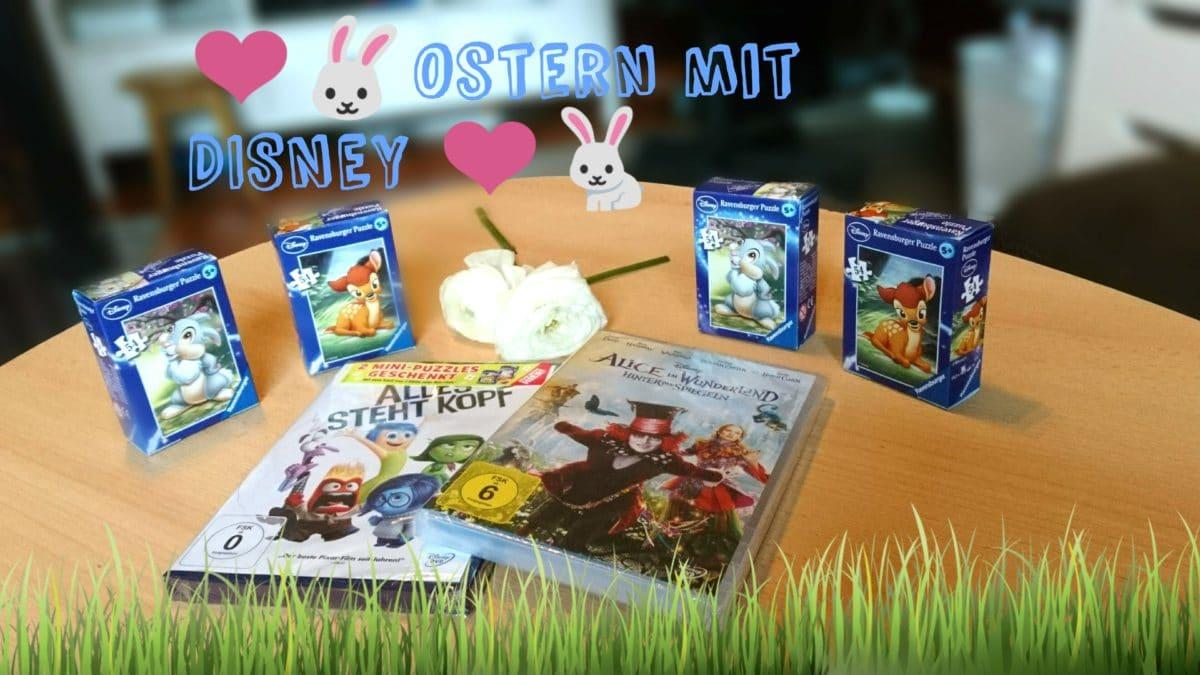 Frohe Ostern mit Disney + Gewinnspiel