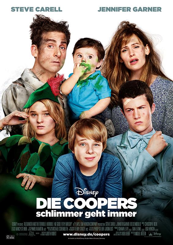 Coopers Plakat