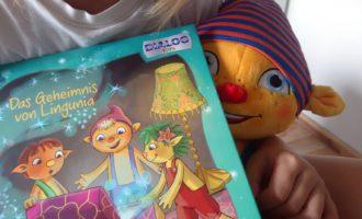 Lernspielzeug & Sprachentwicklung // Lingufino hilft