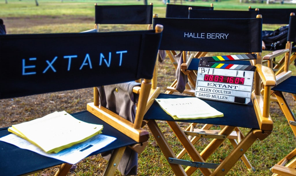 "New CBS summer series ""Extant"" starring Academy Award winner Halle Berry begins production today in Los Angeles. EXTANT, which premieres Wednesday, July 2 (9:00-10:00 PM, ET/PT) on the CBS Television Network, is a mystery thriller about a female astronaut trying to reconnect with her family after returning from a year in outer space. Her mystifying experiences in space lead to events that will ultimately change the course of human history. Photo: Sonja Flemming/CBS ©2014 CBS Broadcasting, Inc. All Rights Reserved"