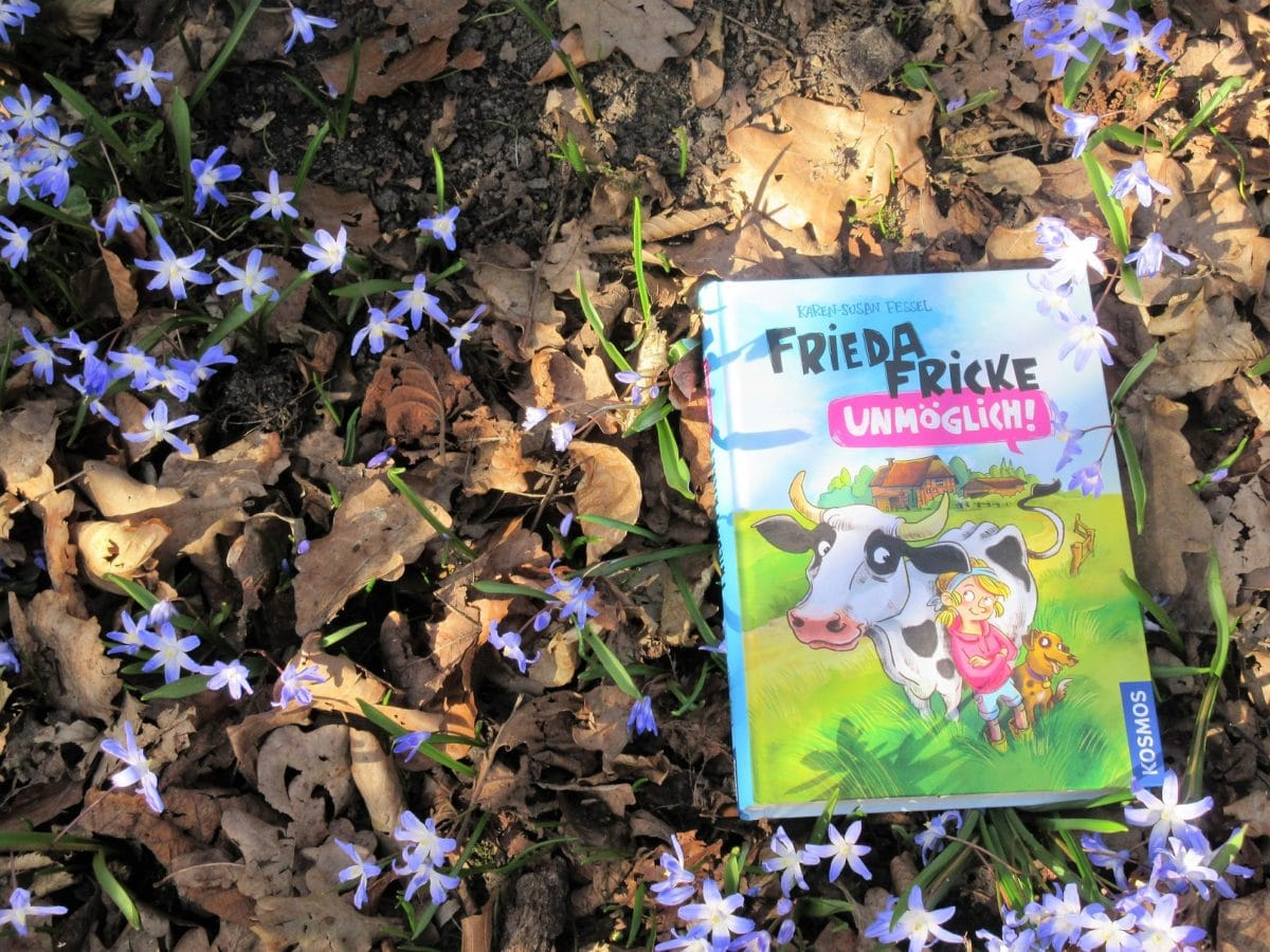 Kinderbuch // Frieda Fricke – unmöglich! + Gewinnspiel (Werbung)