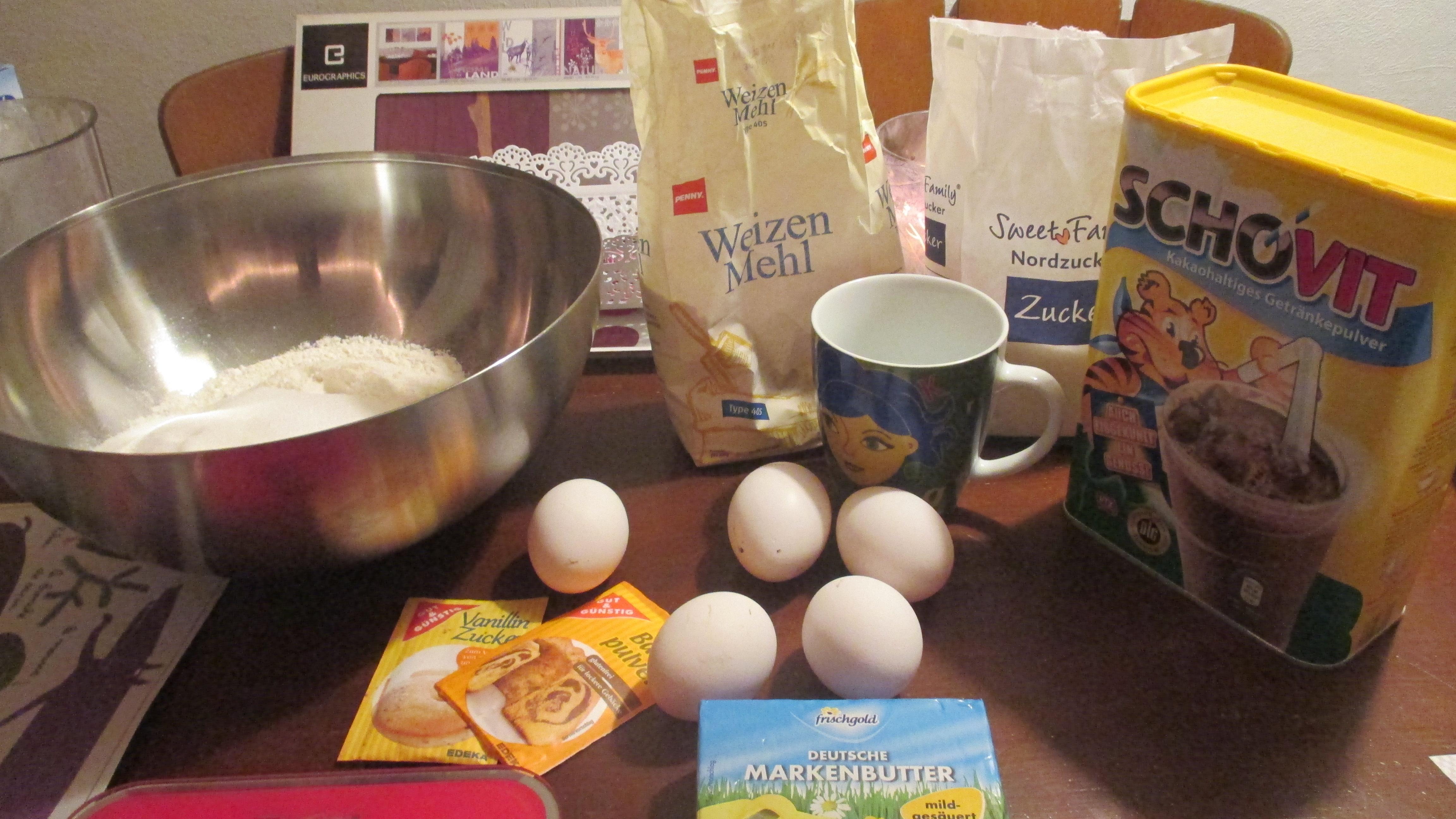 Bester Marmorkuchen Mamamulle S Blog