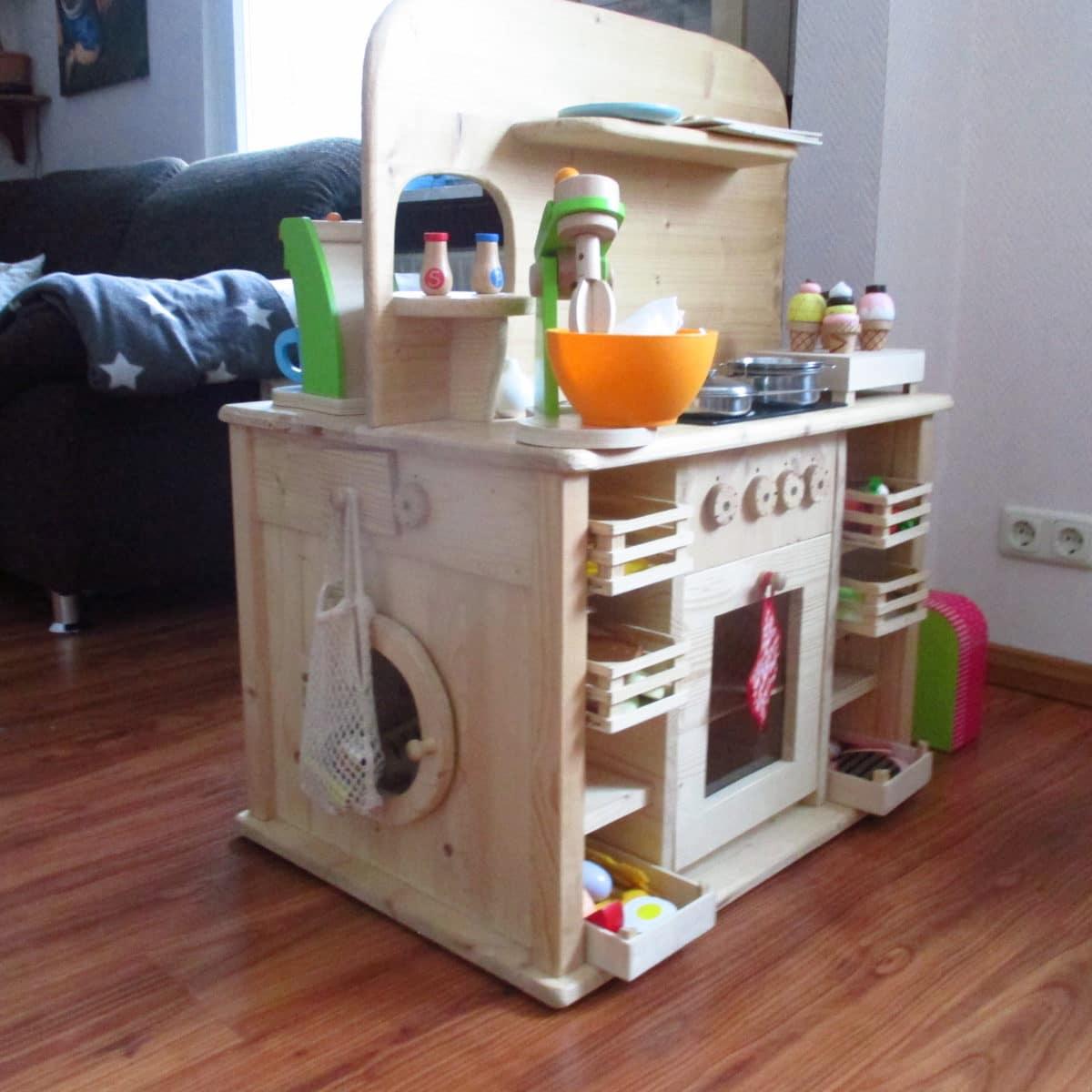 Unser Wohnzimmer mit Spielecke – endlich gemütlich ...