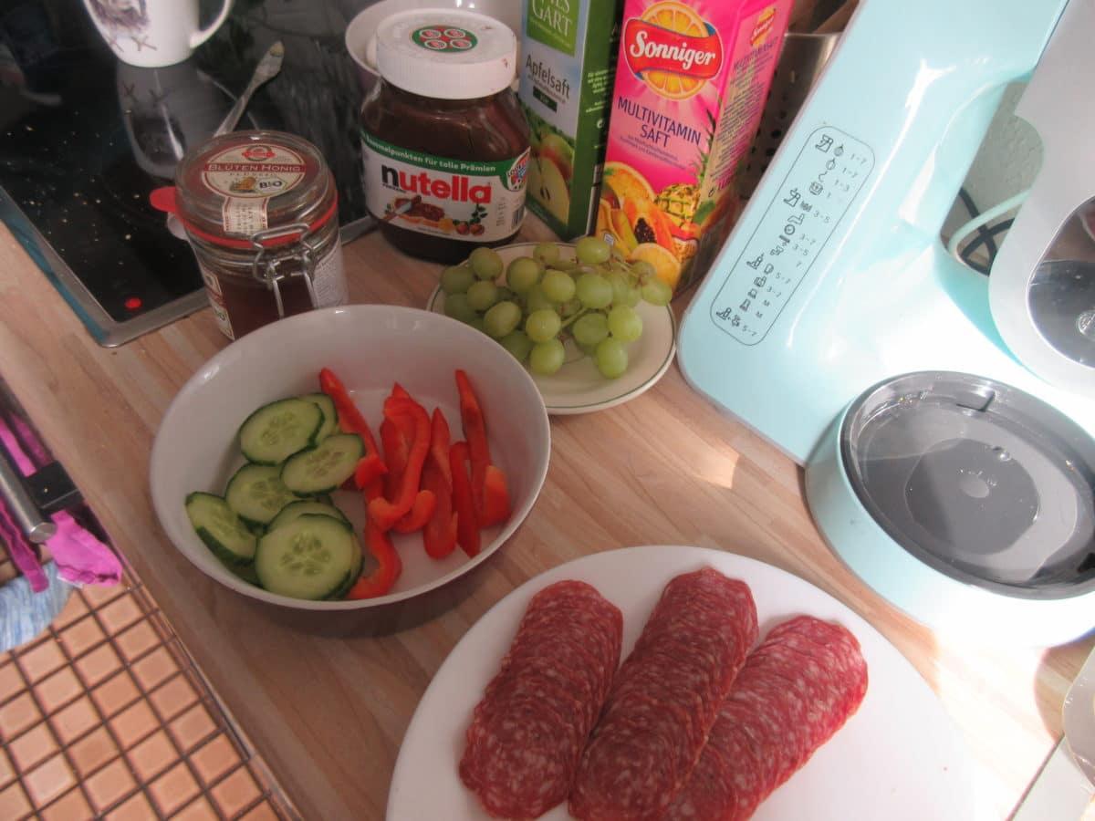 frühstück zum geburtstag