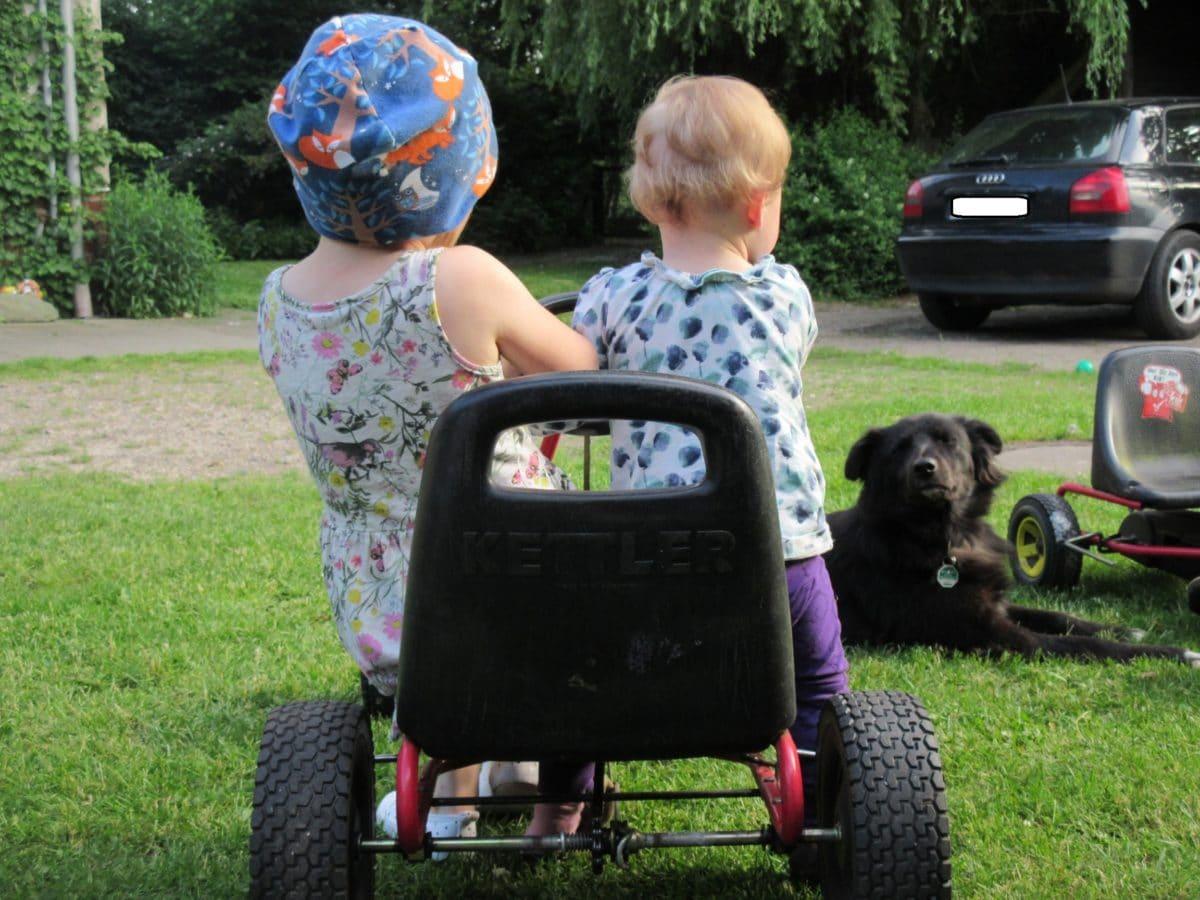 Wochenende bei den Mulles: Blogger-Event, Familienzeit, Alice im Wunderland