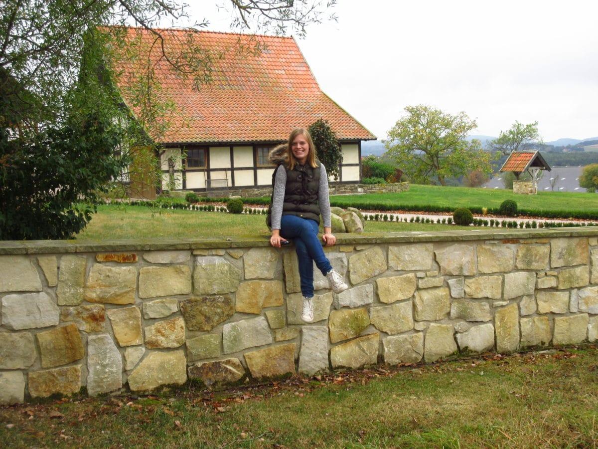 Ein Kurzurlaub mit Wandern, Kindergeschrei und Dinospuren