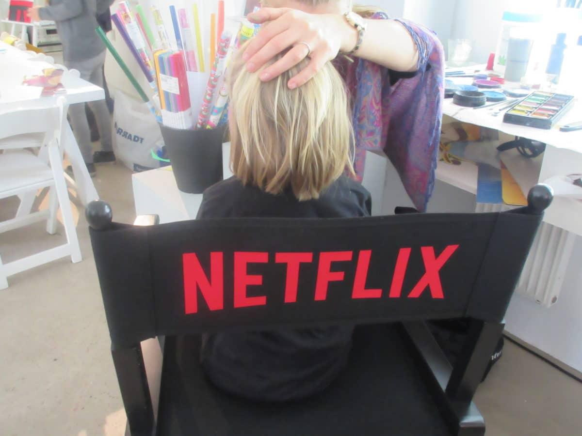 Wochenende bei den Mulles: zu Besuch bei Netflix und den Beat Bugs