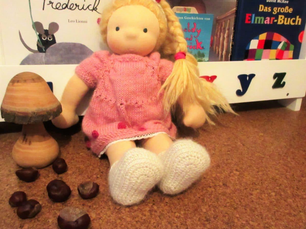 Große Puppenliebe: das Rosenmädchen zieht ein + Gewinnspiel