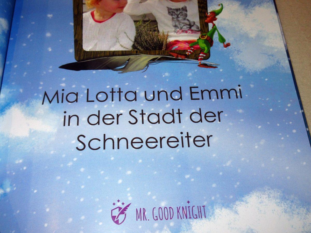 Mia & Emmi als Helden im Wintermärchen + Verlosung
