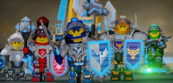 Gewinnspiel: LEGO® NEXO KNIGHTS