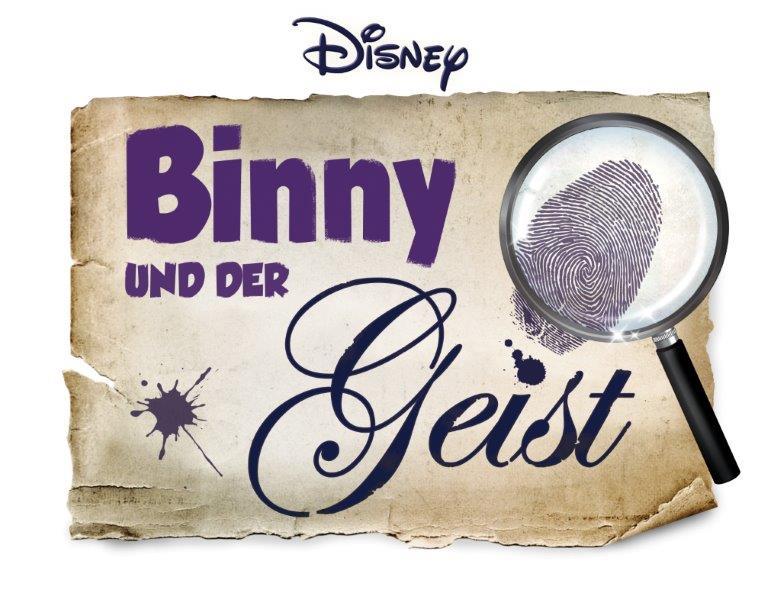 Logo Binny und der Geist