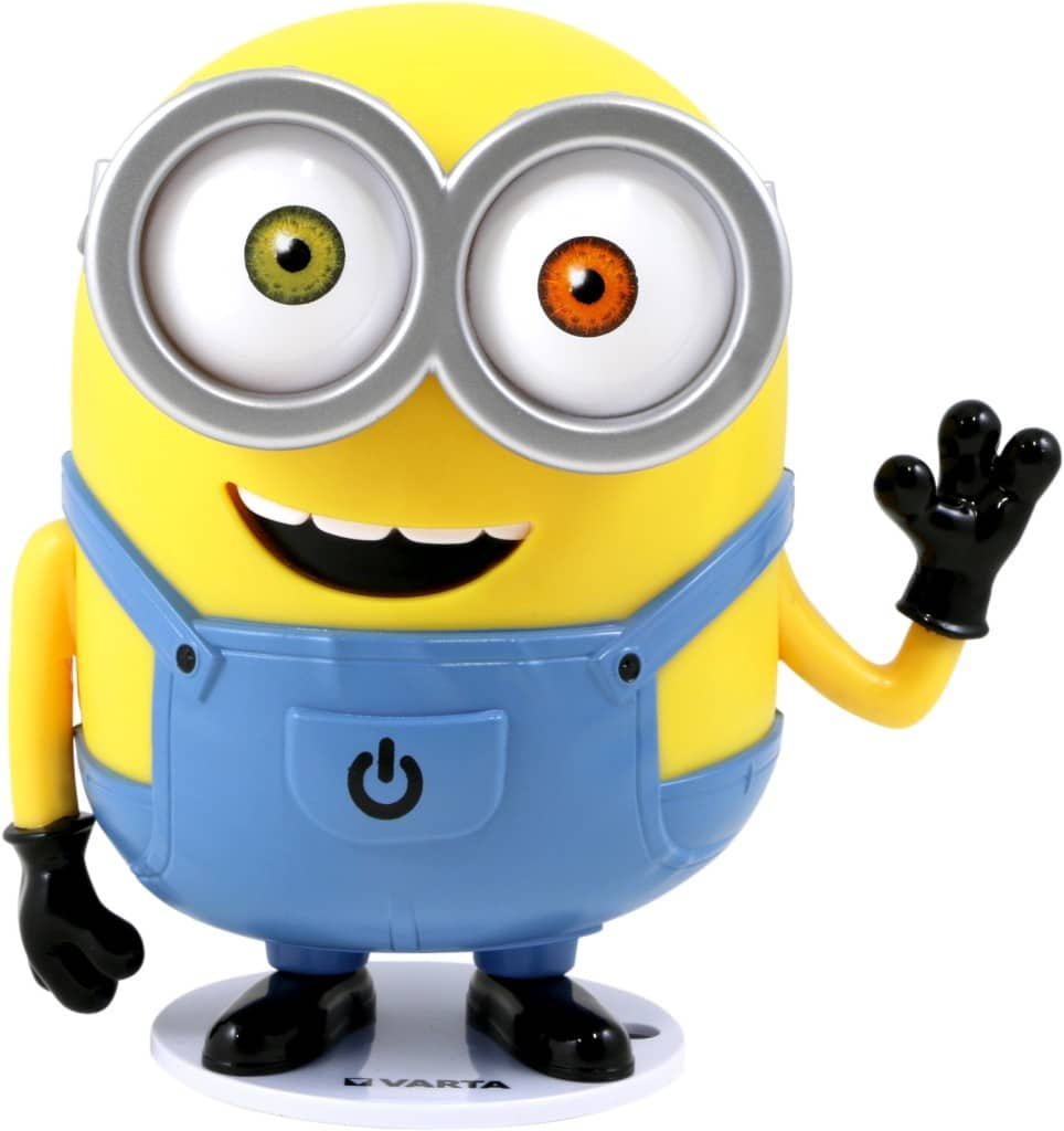 Minions Night Light 3AA