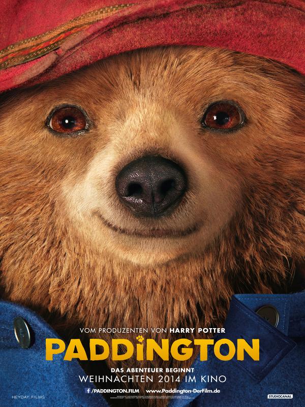 Paddington Filmplakat