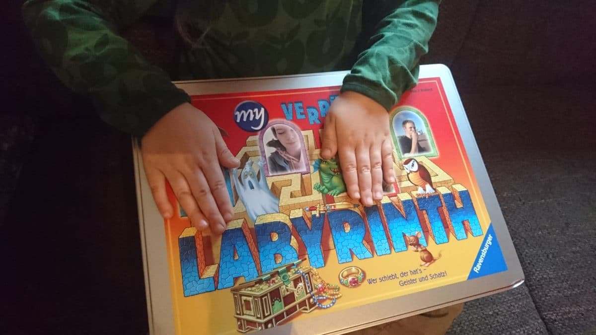 my verrücktes Labyrinth von Ravensburger + Gewinnspiel