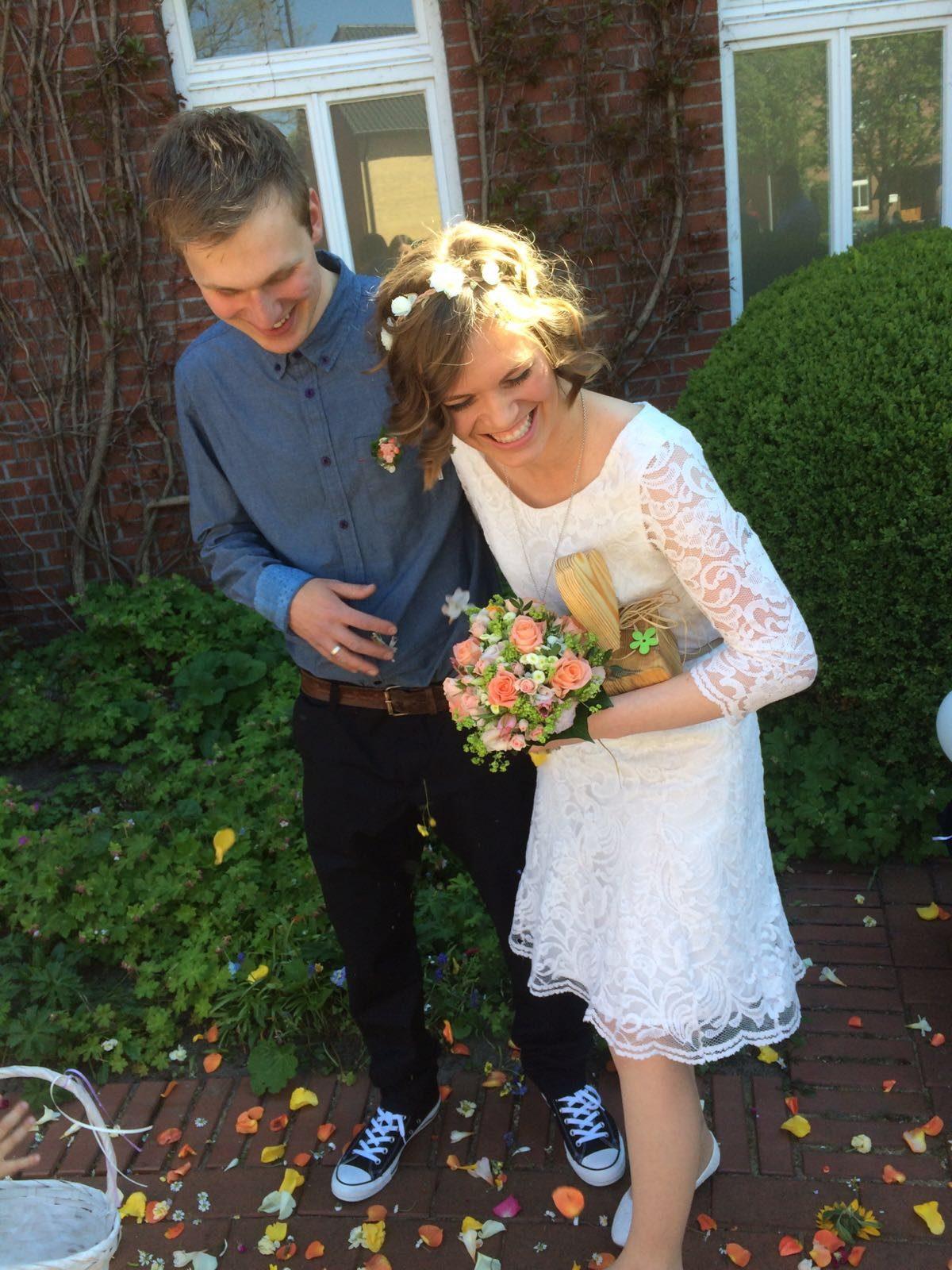 Endlich Mann & Frau: Einmal schnell heiraten – zum Mitnehmen bitte! #unsereminihochzeit