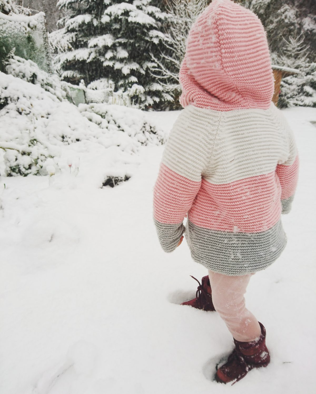 Schneechaos im November: zum Geier mit der Laterne!
