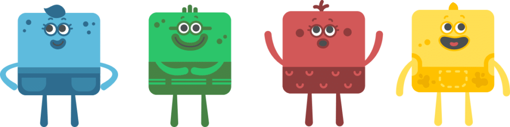 lingumi_characters