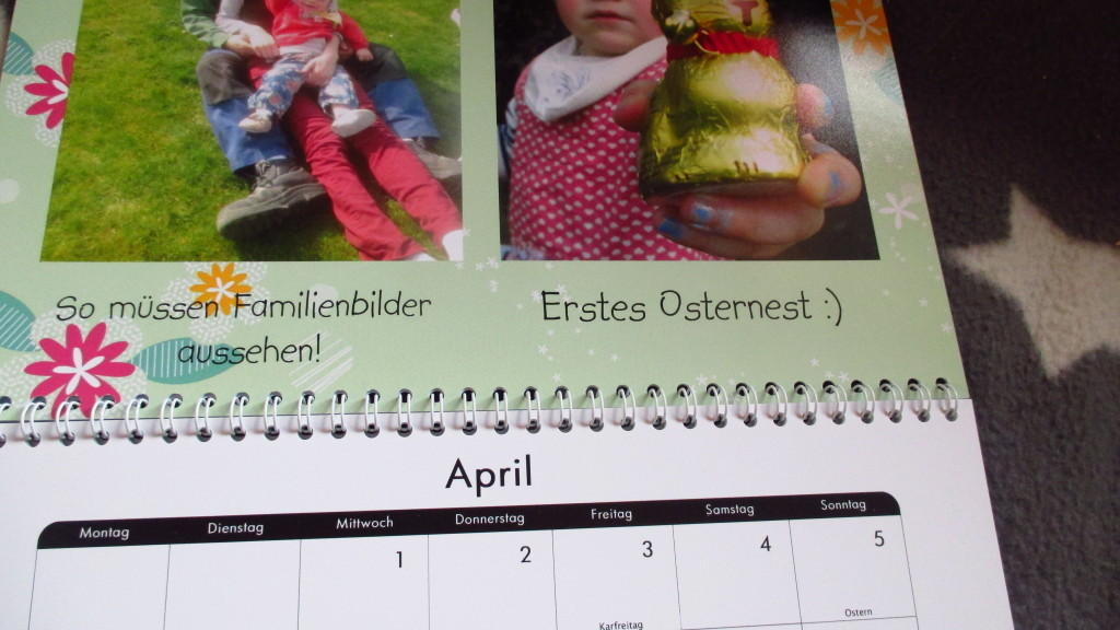 snapfish Kalender