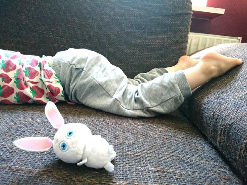Leben mit Kindern // Die Schlafsituation annehmen