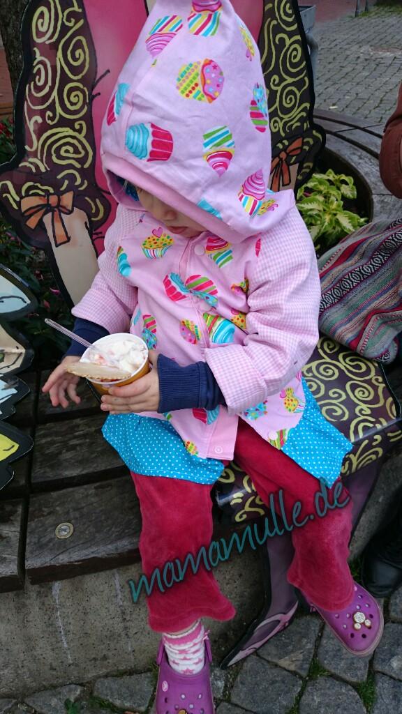 Kinderkleidung kann man nie genug haben…